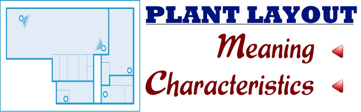 Plant Layout | Meaning | Top 10 Characteristics Of Efficient Plant Layout
