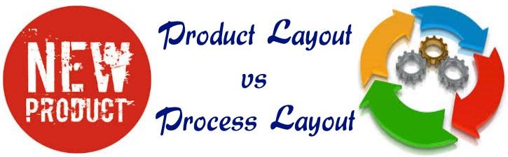 Product Layout vs Process Layout