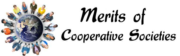 Merits of Cooperative Society