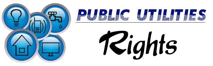 Public Utilities - Rights