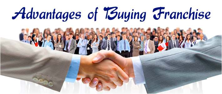 Advantages of buying franchise