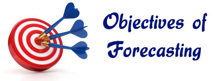 Objectives of Forecasting