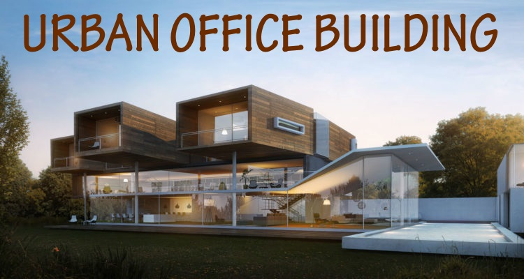 Urban office building