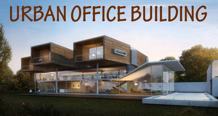 Urban office building