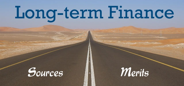 Long-term finance
