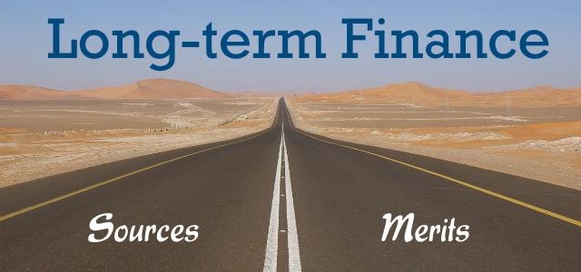 Long-term finance
